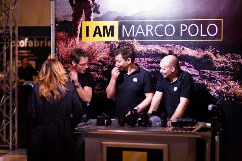 Nikon crew...