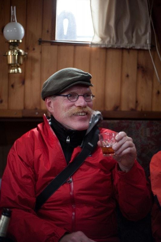 Moi met een Beerenburg
