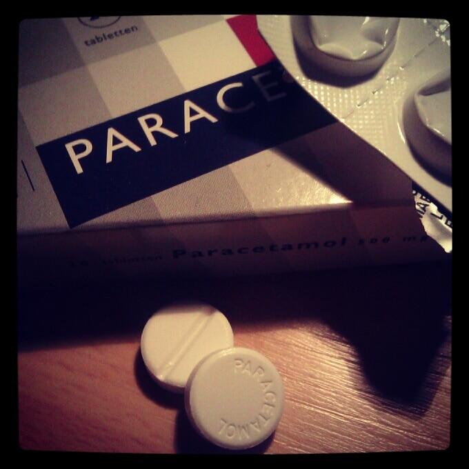 paracetamolletje