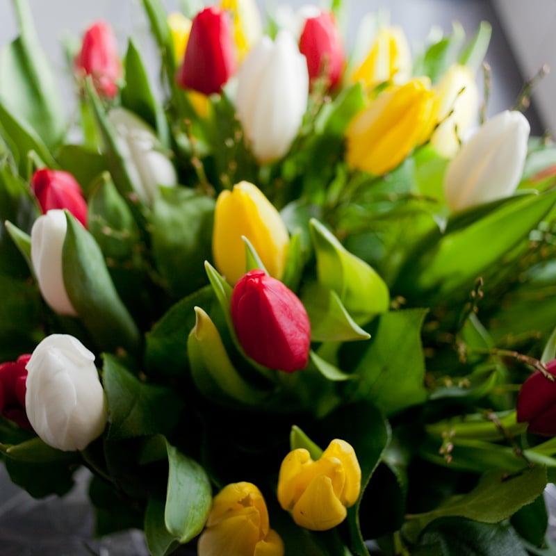 boeketje voorjaar