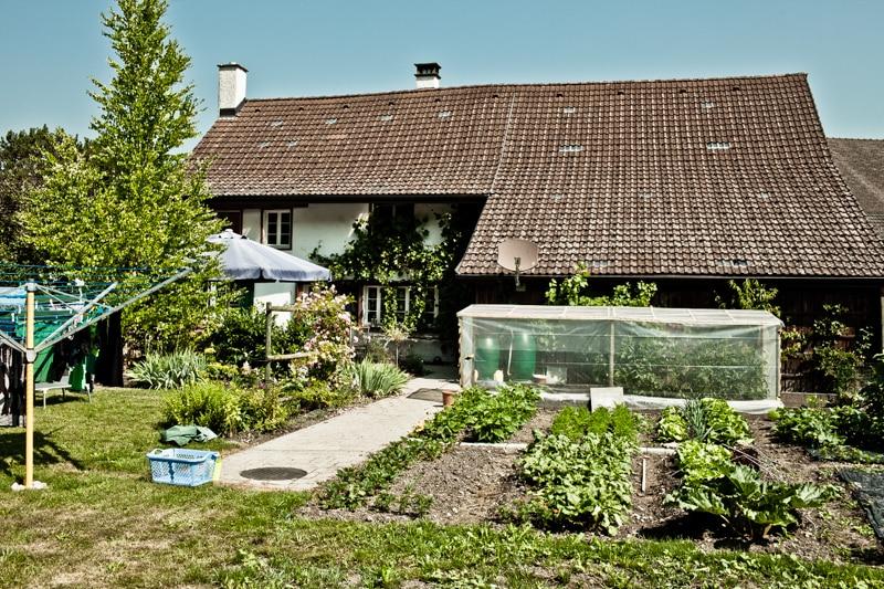 Vakantie is verblijven op een heerlijk boerderijtje.