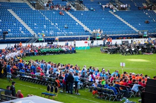 Special Olympics 2014