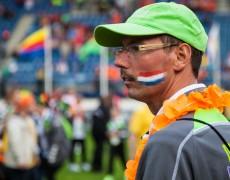 Special Olympics Nationale Spelen Heerenveen