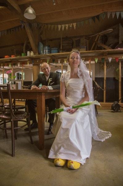 Bruiloft Anne en Marien